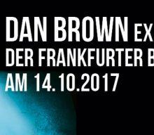 Dan Brown live at the Frankfurter Buchmesse