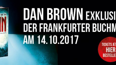 Dan Brown live at the Frankfurter Buchmesse