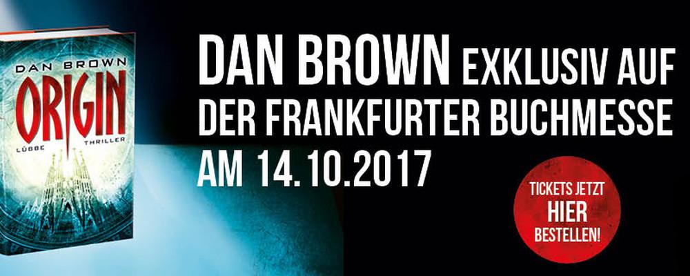 Dan Brown live at the Frankfurter Buchmesse   Sugarpulp MAGAZINE