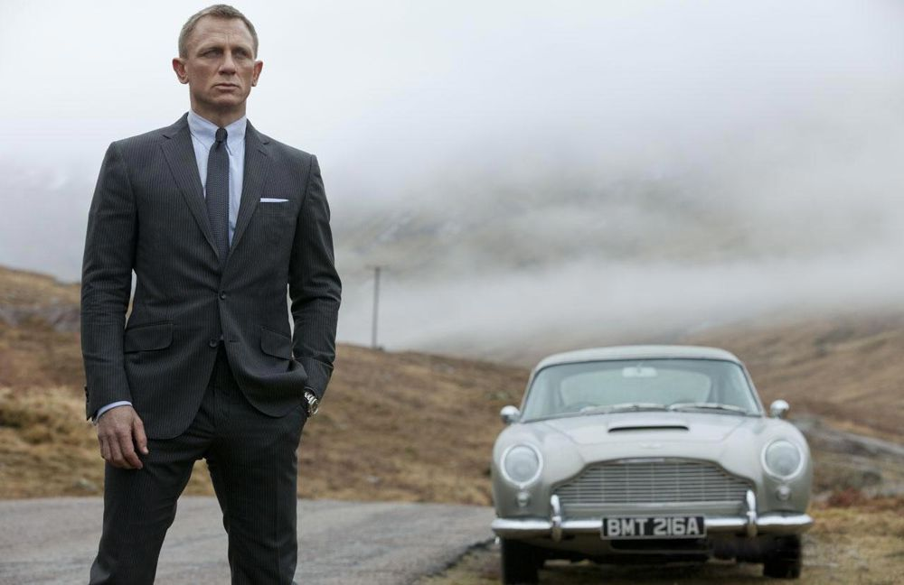 Skyfall (un film che spacca!)
