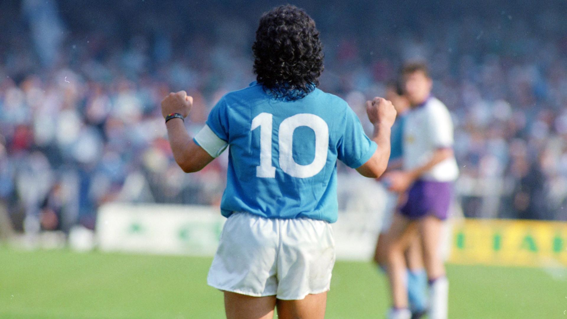 Maradona, Napoli