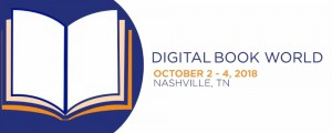 Digital Book World 2018, the full programm