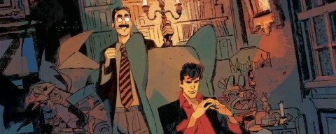 Italian Comics Publisher Bonelli announces the Dylan Dog TV series