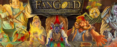 Fangold, Alpha giocabile alla Milan Games Week 2016