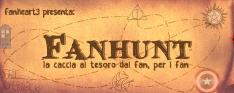 Fanhunt, Caccia al tesoro fandom a Venezia!