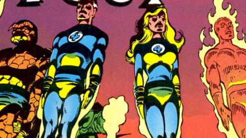 Fantastici Quattro di John Byrne vol. 1 – Marvel Omnibus