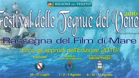 Festival delle Tegnùe del Veneto 2016