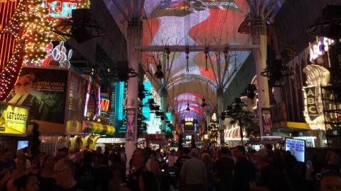 Fremont Street, la Las Vegas dei poveri