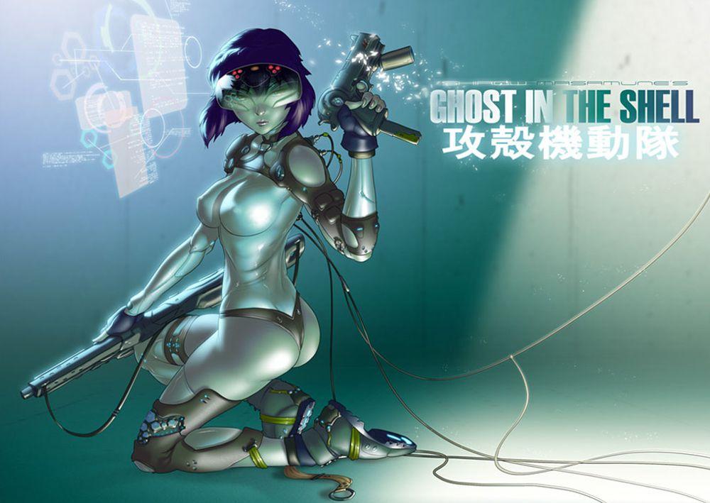 Ghost in the Shell: non un manga, non un anime. Un universo