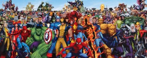 Guida ai Supereroi Marvel Volume 1 A-H, la recensione di Giacomo Brunoro