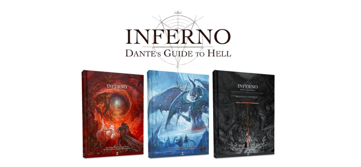 Inferno - Dante's Guide to Hell, il GDR della Divina Commedia, finanziato in 9 minuti. La porta dell'Inferno sta per aprirsi ancora una volta