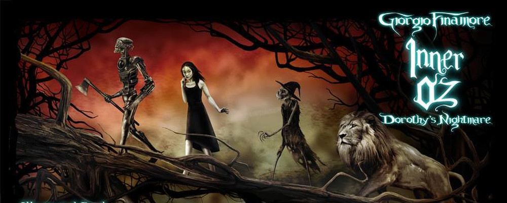 INNER OZ - Dorothy's Nightmare, di Giorgio Finamore