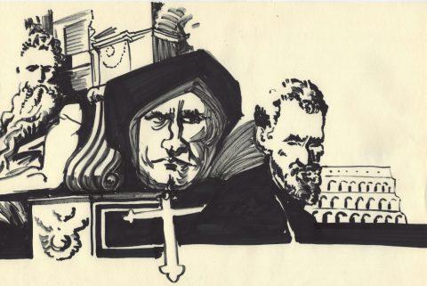 Inquisizione Michelangelo, la recensione