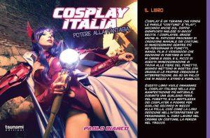 Cosplay Italia, intervista a Paolo Bianco a cura di Giacomo Brunoro