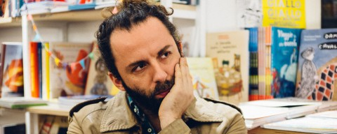 Intervista a Vanni Santoni a cura di Corrado Ravaioli