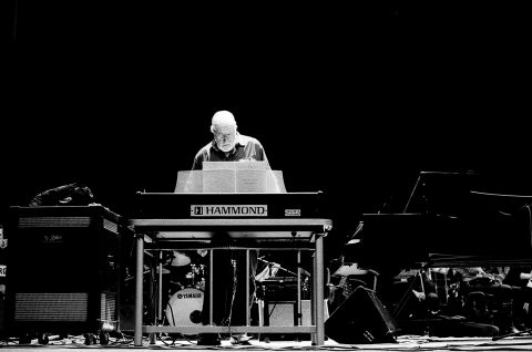 RIP Jon Lord (…and fire in the sky!)