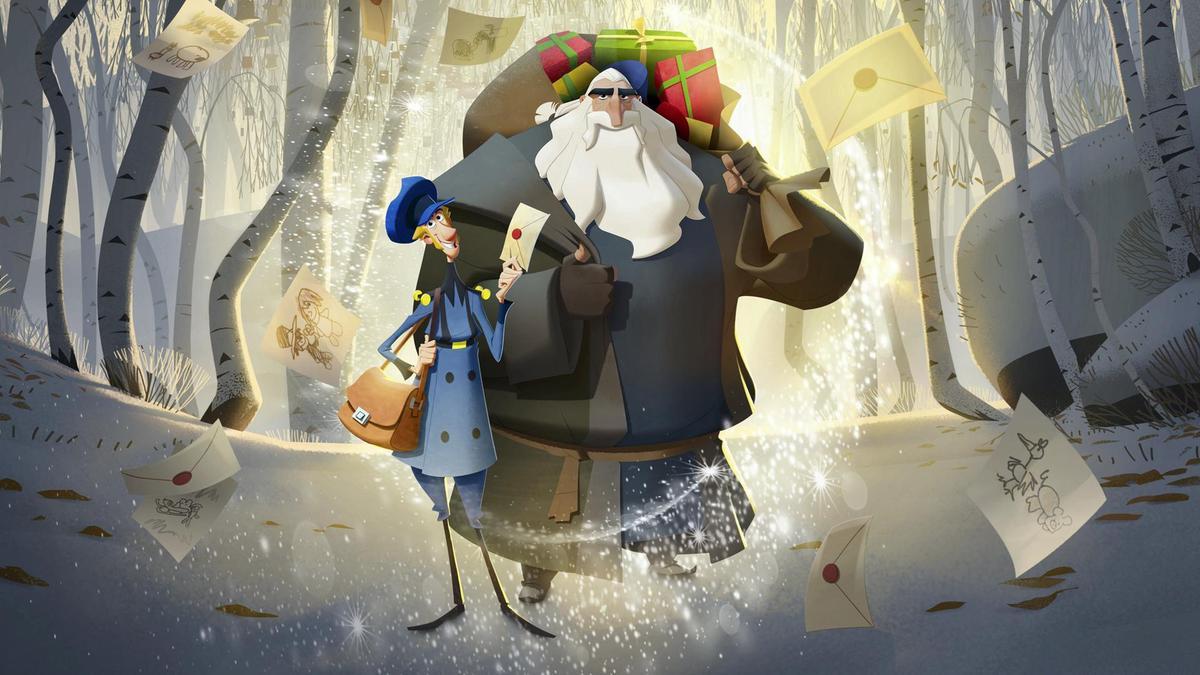 Klaus - I segreti del Natale, la recensione