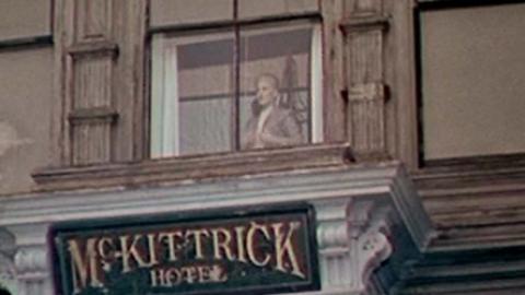 La finestra sul cortile, Edward Hopper e Alfred Hitchcock