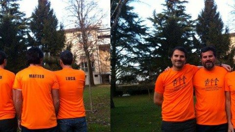 La Maratona di Francesco per aiutare la ricerca