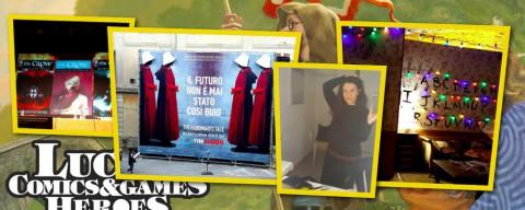 """Silvia Gorgi ci racconta la """"sua"""" Lucca Comics & Games 2017"""