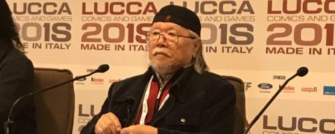Leiji Matsumoto, la conferenza stampa a Lucca Comics & Games 2018