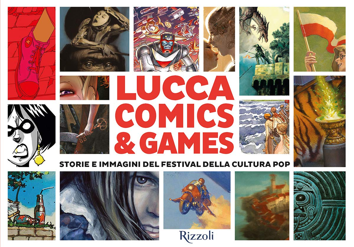 Lucca Comics & Games, storie e immagini del festival della cultura pop