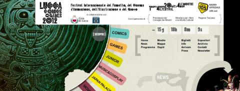 Lucca Comics and Games: si inizia il 20 ottobre con le mostre