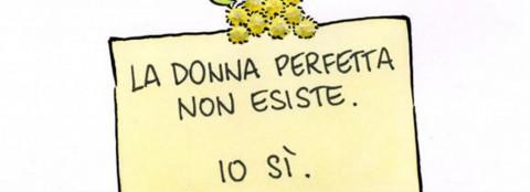 Lucrezia 2. La donna perfetta non esiste, io sì.