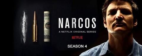 Narcos 4, anticipazioni sulla quarta stagione in arrivo nel 2018