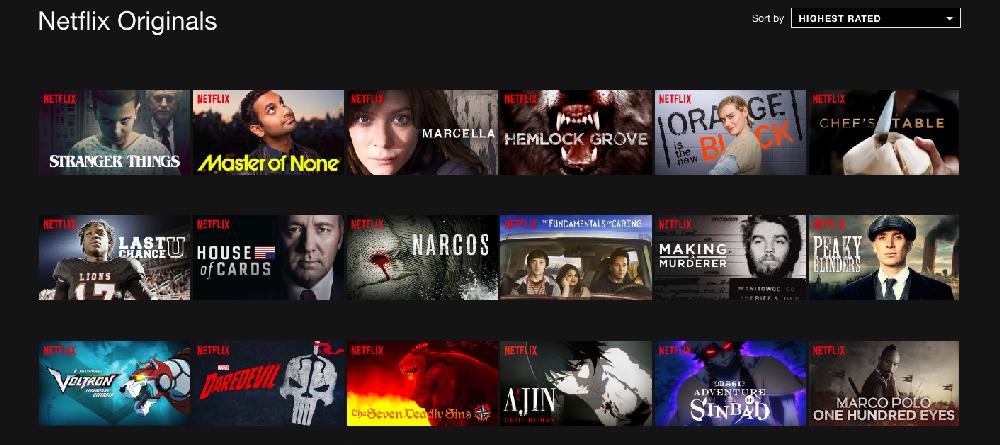 Perché abbonarsi a Netflix è la cosa giusta, la prova di Sugarpulp