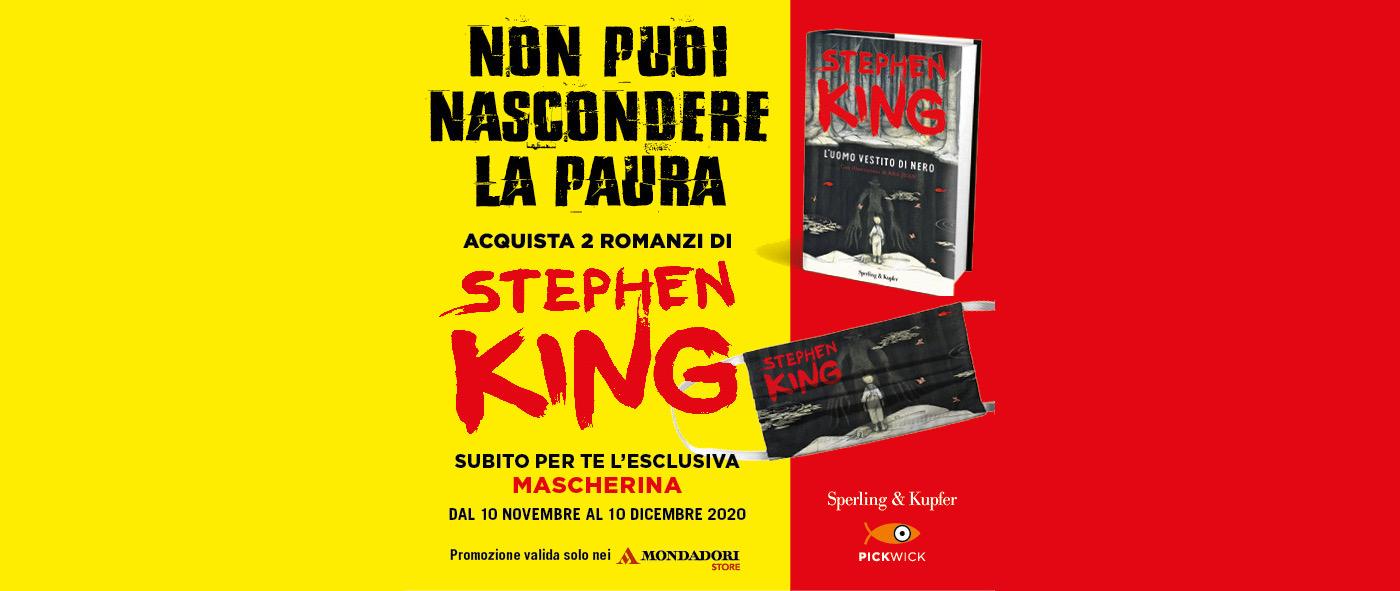 Non puoi nascondere la paura, Stephen King