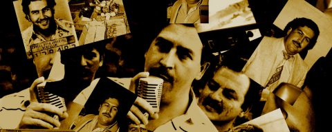 Narcos, per la prima volta un audiolibro racconta la vita di Pablo Escobar