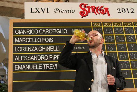 CULTURA: ALESSANDRO PIPERNO VINCE IL PREMIO STREGA