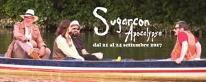 SUGARCON17, gli appuntamenti a Padova il 21 e il 22 settembre: autori internazionali, libri, videogmaes, una caccia al tesoro interattiva e tante novità.