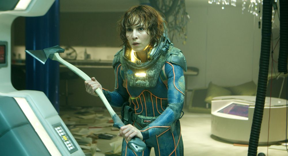 Prometheus, un film (brutto) di Ridley Scott