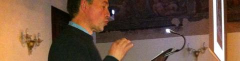 Sugarpulp Schio: Alfredo Colitto e la sua Porta del Paradiso