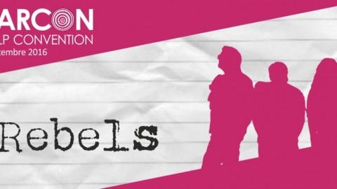 REBELS: la carica dei ribelli della cultura alla Sugarcon16