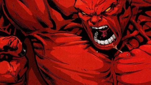 Hulk Rosso spacca (e di brutto anche!)