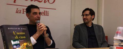 Una serata con l'uomo di casa, Tiberio Timperi incontra Romano De Marco