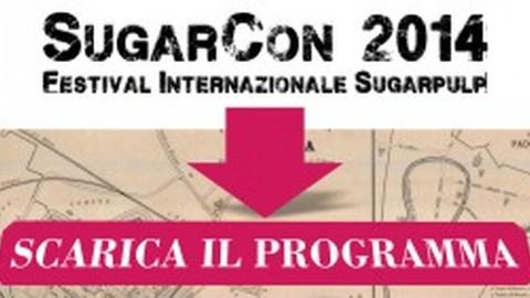 SugarCon 2014: il programma del festival Sugarpulp