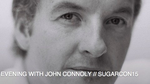 Tre serate evento con John Connolly alla Sugarcon15