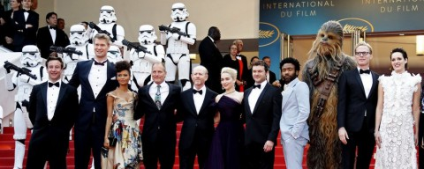 Solo: A Star Wars Story, l'anteprima a Cannes