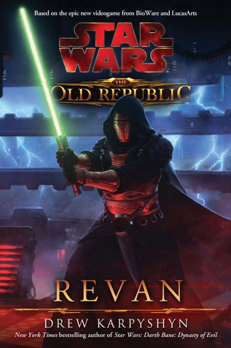 Star Wars: The Old Republic - Revan di Drew Karpyshyn