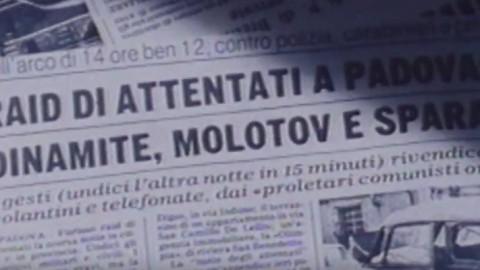 Storie di Piombo, di Toni Andreetta, l'anteprima a Venezia73