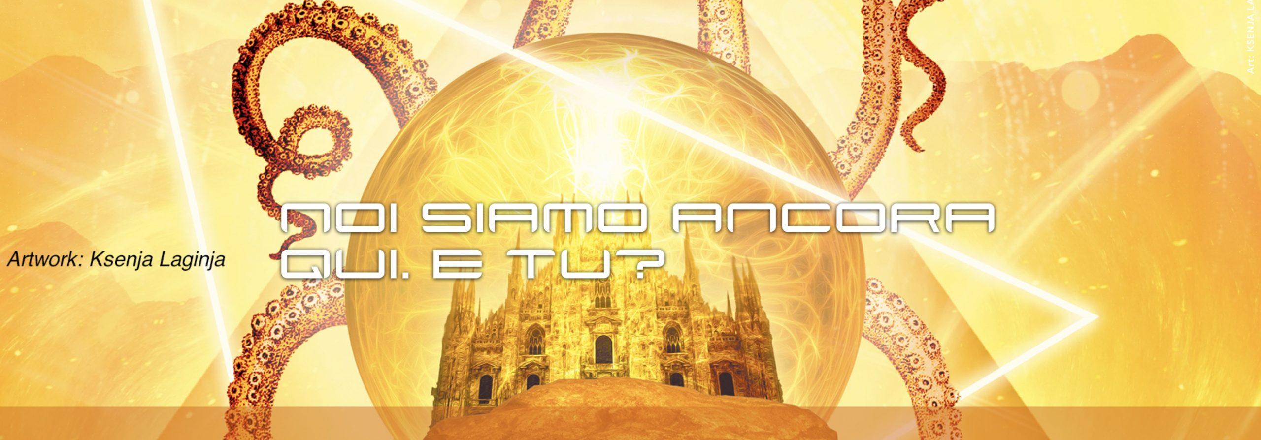 Stranimondi 2021, il report di Linda Talato dellla kermesse del fantastico e della fantascienza che si è tenuta alla Casa dei Giochi di Milano l'11 e il 12 settembre.