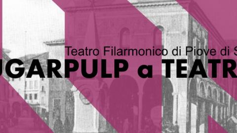 Sugarpulp a Teatro! Il video della serata con Andrea Mutti e Antonio Fuso