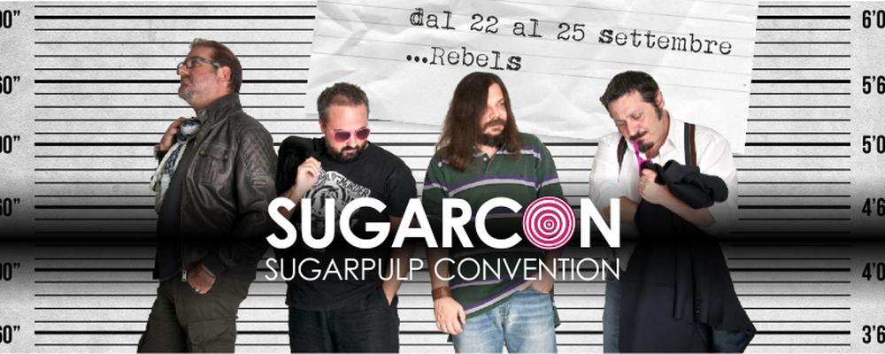 Sugarpulp Convention 2016, dal 22 al 25 settembre a Padova, Rovigo e in Polesine
