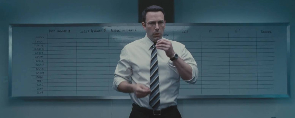 The Accountant, la recensione di Danilo Villani per Sugarpulp
