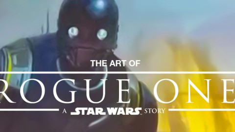 The Art Of Rogue One, un libro sorprendente