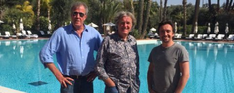 The Grand Tour con gli ex-Top Gear arriverà su Amazon il 18 novembre